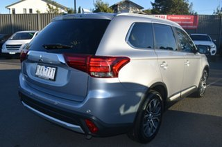 2017 Mitsubishi Outlander ZK MY17 LS 2WD Billet Silver 6 Speed Constant Variable Wagon