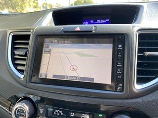 2016 Honda CR-V 30 Series 2 MY17 VTi-L (4x4) Glacier White 5 Speed Automatic Wagon