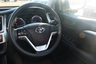 2017 Toyota Kluger GSU50R GX 2WD White 8 Speed Sports Automatic SUV