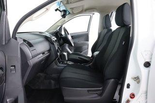 2016 Isuzu D-MAX TF MY15.5 SX (4x4) White 5 Speed Automatic Crew Cab Chassis