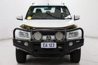 2016 Holden Colorado RG MY16 LS-X Crew Cab White 6 Speed Manual Utility.