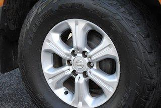 2015 Nissan Navara D23 ST Orange 6 Speed Manual Utility