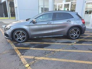 2013 Mercedes-Benz GLA-Class X156 GLA200 CDI DCT Grey 7 Speed Sports Automatic Dual Clutch Wagon