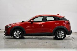 2018 Mazda CX-3 DK2W76 Maxx SKYACTIV-MT Red 6 Speed Manual Wagon.
