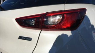 2016 Mazda CX-3 DK2W7A Akari SKYACTIV-Drive White 6 Speed Sports Automatic Wagon