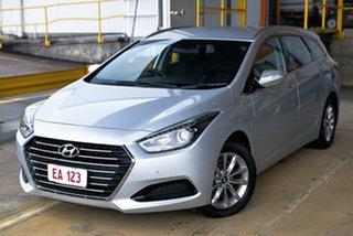 2016 Hyundai i40 VF4 Series II Active Tourer Silver 6 Speed Sports Automatic Wagon.