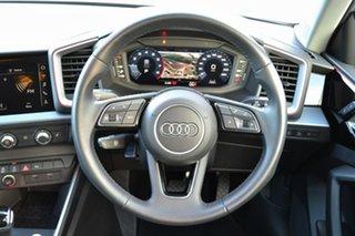 2020 Audi A1 GB MY20 35 TFSI Sportback S Tronic White 7 Speed Sports Automatic Dual Clutch Hatchback