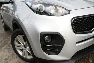 2016 Kia Sportage SL Series 2 MY15 SI (FWD) Silver 6 Speed Automatic Wagon.