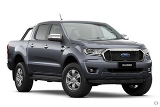 2021 Ford Ranger PX MkIII 2021.25MY XLT Hi-Rider Grey 10 Speed Sports Automatic Double Cab Pick Up