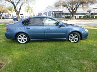 2006 Subaru Liberty 4GEN GT Blue Sports Automatic Sedan.