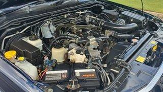 2006 Nissan Navara D40 ST-X Blue 6 Speed Manual 4x4 Dual Cab