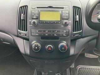 2010 Hyundai i30 FD MY11 SX cw Wagon White 4 Speed Automatic Wagon