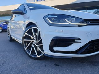 2018 Volkswagen Golf 7.5 MY18 R DSG 4MOTION White 7 Speed Sports Automatic Dual Clutch Wagon.