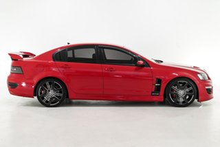 2009 Holden Special Vehicles GTS E Series 2 Red 6 Speed Manual Sedan