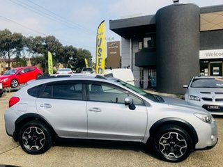 2012 Subaru XV G4X MY12 2.0i-S Lineartronic AWD Silver, Chrome 6 Speed Constant Variable Wagon