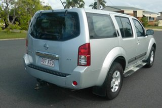 2006 Nissan Pathfinder R51 ST Silver 5 Speed Sports Automatic Wagon.