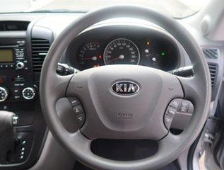 2014 Kia Grand Carnival VQ MY14 SI Silver 6 Speed Sports Automatic Wagon