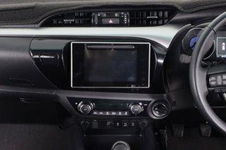 2017 Toyota Hilux GUN126R MY17 SR5 (4x4) Blue 6 Speed Manual Dual Cab Utility