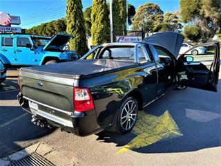 2013 Ford Falcon FG MkII XR6 Ute Super Cab EcoLPi Grey 6 Speed Sports Automatic Utility