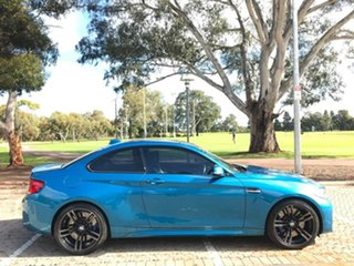 2017 BMW M2 F87 LCI D-CT Blue 7 Speed Sports Automatic Dual Clutch Coupe.
