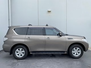 2015 Nissan Patrol Y62 MY15 TI-L Grey 7 Speed Sports Automatic Wagon.