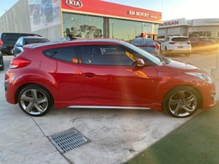 2014 Hyundai Veloster FS3 SR Coupe Turbo Red 6 Speed Sports Automatic Hatchback