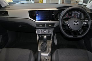 2021 Volkswagen Polo AW MY21 85TSI DSG Comfortline Orange 7 Speed Sports Automatic Dual Clutch