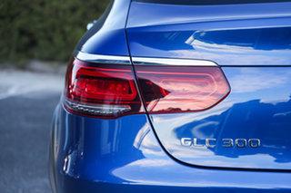 2021 Mercedes-Benz GLC-Class C253 801MY GLC300 Coupe 9G-Tronic 4MATIC Brilliant Blue 9 Speed