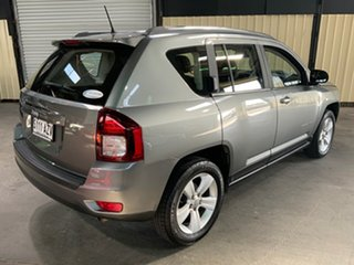 2013 Jeep Compass MK MY12 Sport (4x2) Grey Continuous Variable Wagon.