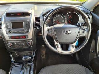 2014 Kia Sorento XM MY14 SI White 6 Speed Sports Automatic Wagon