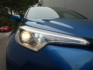 2017 Toyota C-HR NGX10R 2WD Blue 6 Speed Manual Wagon.