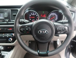 2015 Kia Carnival YP MY16 S Blue 6 Speed Sports Automatic Wagon