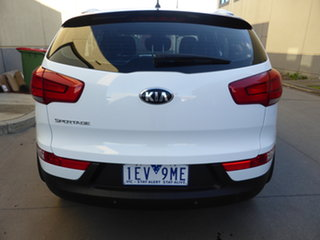 2015 Kia Sportage SL MY15 Si 2WD Premium White 6 Speed Sports Automatic Wagon