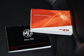 2018 MG ZS AZS1 Essence 2WD Electro Orange 6 Speed Automatic Wagon