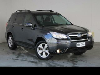 2013 Subaru Forester MY13 2.5I-L Black Continuous Variable Wagon.