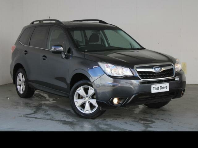 Used Subaru Forester MY13 2.5I-L Belconnen, 2013 Subaru Forester MY13 2.5I-L Black Continuous Variable Wagon