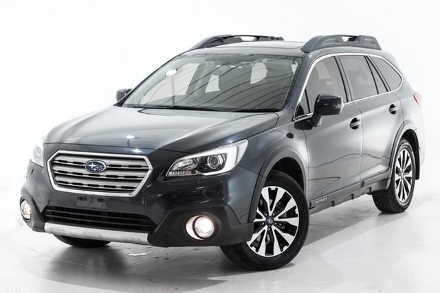 Used Subaru Outback B6A MY17 2.5i CVT AWD Premium Berwick, 2017 Subaru Outback B6A MY17 2.5i CVT AWD Premium Grey 6 Speed Constant Variable Wagon