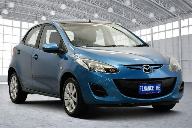 Used Mazda 2 DE10Y2 MY14 Neo Sport Victoria Park, 2014 Mazda 2 DE10Y2 MY14 Neo Sport Blue 4 Speed Automatic Hatchback