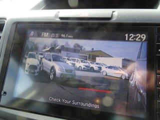 2015 Honda CR-V RM Series II MY16 VTi-L Alabaster Silver 5 Speed Automatic Wagon