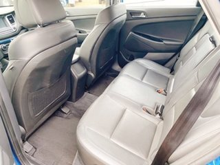 2016 Hyundai Tucson TL Active 2WD Blue 6 Speed Sports Automatic Wagon.