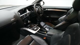 2015 Audi A5 8T MY16 S Tronic Quattro Black 7 Speed Sports Automatic Dual Clutch Coupe