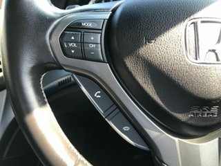 2013 Honda Accord Euro CU MY13 Luxury Navi Black 5 Speed Automatic Sedan