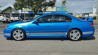 2004 Ford Performance Vehicles GT BA Blue 5 Speed Manual Sedan.