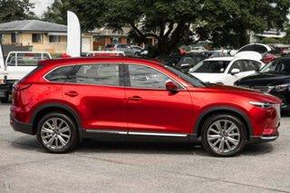2021 Mazda CX-9 TC Azami SKYACTIV-Drive Red 6 Speed Sports Automatic Wagon