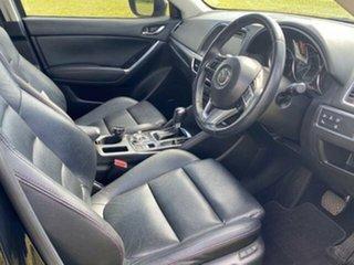 2016 Mazda CX-5 MY15 Akera (4x4) Blue 6 Speed Automatic Wagon