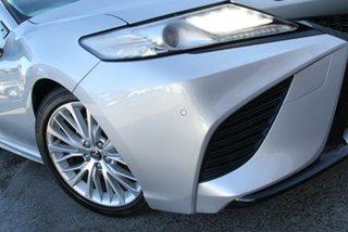 2018 Toyota Camry GSV70R SL Silver 8 Speed Sports Automatic Sedan.