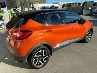 2016 Renault Captur J87 Dynamique EDC Orange 6 Speed Sports Automatic Dual Clutch Hatchback