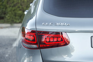 2020 Mercedes-Benz GLC-Class X253 800+050MY GLC300 9G-Tronic 4MATIC e Selenite Grey 9 Speed