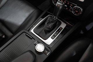 2011 Mercedes-Benz C-Class W204 MY11 C200 CDI BlueEFFICIENCY 7G-Tronic + Elegance Black 7 Speed