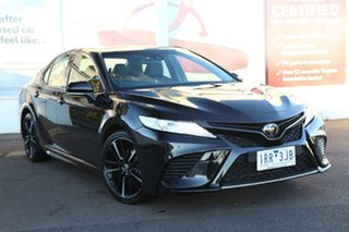 2020 Toyota Camry ASV70R SX Eclipse Black 6 Speed Sports Automatic Sedan.
